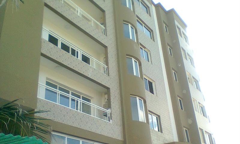Immeuble Palmeraie