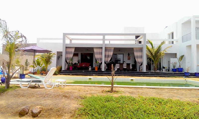 Villa NGOM