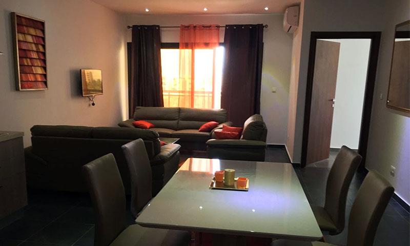 Appartement Meublé Almadies