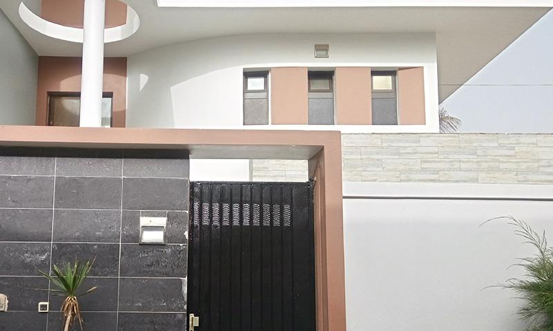 Villa meublée Djily Mbaye